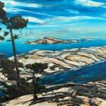 Edward Bartram, Island Cut, Moose Bay