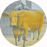 Alex Colville, Prize Cow